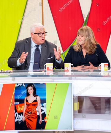 Editorial photo of 'Loose Women' TV show, London, UK - 14 Sep 2018