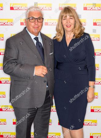 Editorial image of 'Loose Women' TV show, London, UK - 14 Sep 2018
