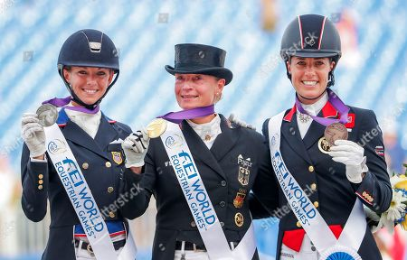 Editorial picture of FEI World Equestrian Games 2018, Mill Spring, USA - 14 Sep 2018