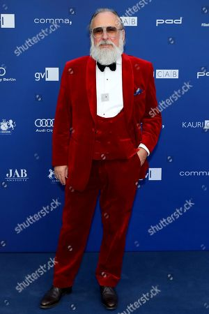 German actor Friedrich Liechtenstein arrives to the German Drama Award (Deutscher Schauspielpreis) in Berlin, Germany 14 September 2018.