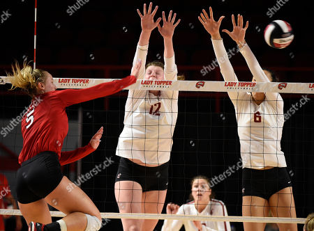 Editorial image of VOL Northern Illinois vs Washington State, Bowling Green, USA - 14 Sep 2018