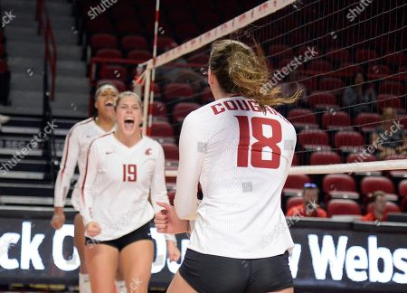 Editorial picture of VOL Northern Illinois vs Washington State, Bowling Green, USA - 14 Sep 2018