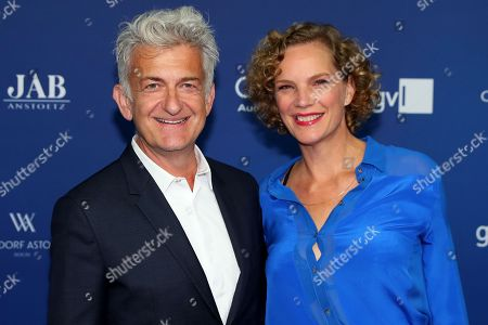 Editorial photo of German Drama Award in Berlin, Germany - 14 Sep 2018