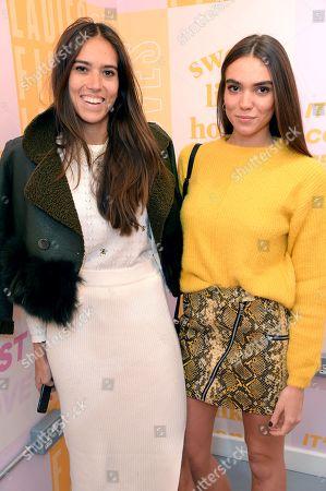Natalie and Yasmin Salmon
