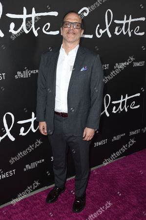 Editorial picture of 'Colette' film screening, Arrivals, Los Angeles, USA - 14 Sep 2018
