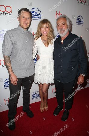 Scott Campbell, Shelby Chong, Tommy Chong