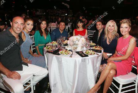 Shawn Southwick, Tomoko Kurono, Guests