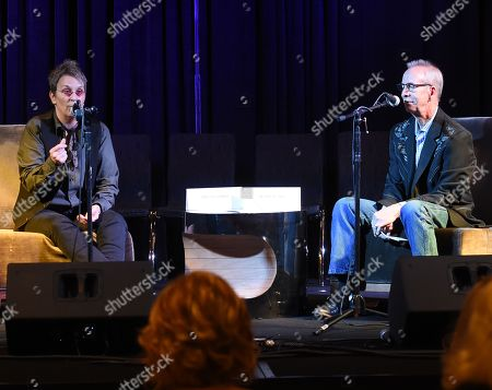 Singer/Songwriter Mary Gauthier and Journalist Randy Lewis
