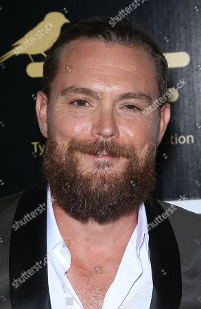 Stock Image of Clayne Crawford
