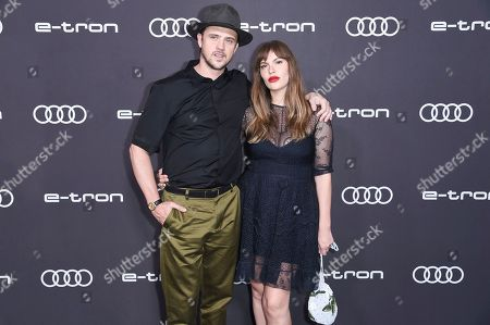 Editorial image of 2018 Primetime Emmy Awards - Audi Pre Party, West Hollywood, USA - 14 Sep 2018