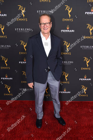 Stephen Schiff attends the 2018 Producers Nominee Reception on in Beverly Hills, Calif