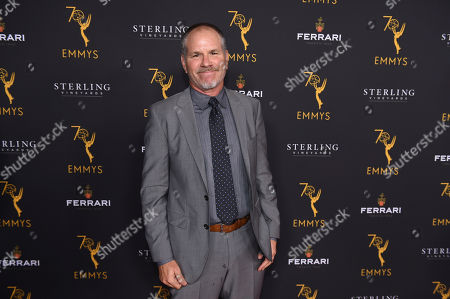 Richard J. Lewis attends the 2018 Producers Nominee Reception on in Beverly Hills, Calif