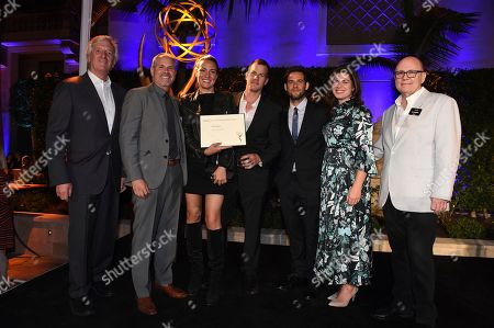 Editorial image of 2018 Producers Nominee Reception, Beverly Hills, USA - 14 Sep 2018