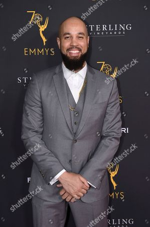 Editorial picture of 2018 Producers Nominee Reception, Beverly Hills, USA - 14 Sep 2018