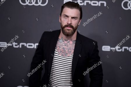 Levi Stocke attends the Audi Pre-Emmy party at La Peer Hotel, in West Hollywood, Calif