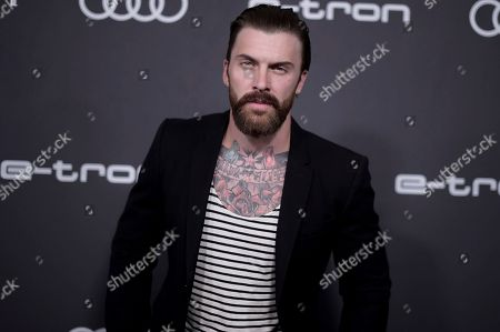 Stock Photo of Levi Stocke attends the Audi Pre-Emmy party at La Peer Hotel, in West Hollywood, Calif
