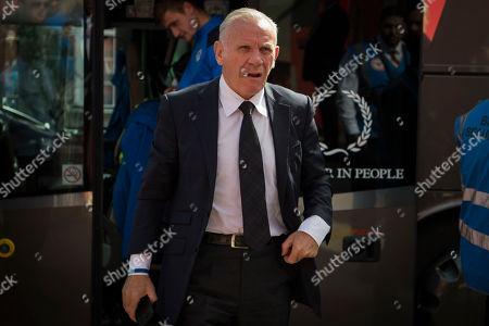 Peter Reid assistant  coach of Wigan arriving