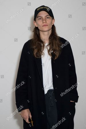 Editorial photo of Britain Fashion Week Spring Summer 2019 Alexa Chung, London, United Kingdom - 15 Sep 2018