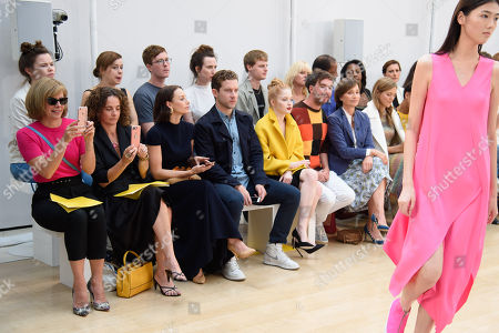 Dame Darcey Bussell, Ellie Bamber, Dame Kristin Scott Thomas and Charity Wakefield