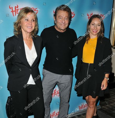 Editorial picture of 'Heathers: The Musical' press night, Theatre Royal Haymarket, London, UK - 14 Sep 2018