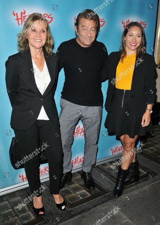 Editorial image of 'Heathers: The Musical' press night, Theatre Royal Haymarket, London, UK - 14 Sep 2018