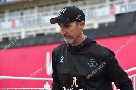 Editorial picture of Worcestershire County Cricket Club v Sussex County Cricket Club, Vitality T20 Finals Day 2018., T20 Blast Final - 15 Sep 2018
