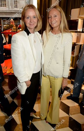 Stock Picture of Kate Reardon and Martha Ward