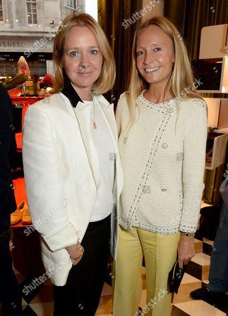 Stock Photo of Kate Reardon and Martha Ward