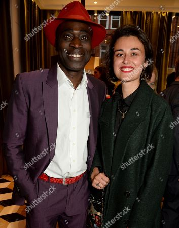 Editorial photo of TOD'S Sloane Apartment Boutique Cocktail Event, London, UK - 15 Sep 2018