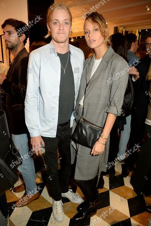 Editorial picture of TOD'S Sloane Apartment Boutique Cocktail Event, London, UK - 15 Sep 2018