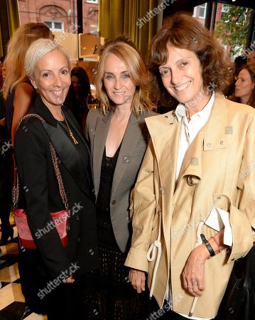 Editorial image of TOD'S Sloane Apartment Boutique Cocktail Event, London, UK - 15 Sep 2018