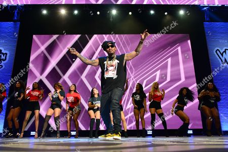 Editorial picture of Wild 'N Out Live tour at American Airlines Arena, Miami, USA - 14 Sep 2018