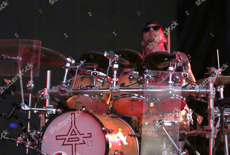 Shannon Leto with Thirty Seconds to Mars performs during Music MidTown 2018 at Piedmont Park, in Atlanta