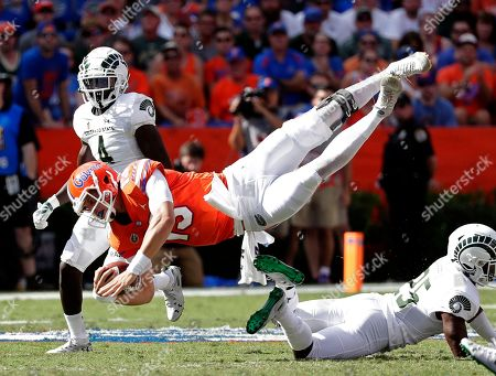 Editorial image of Colorado St Florida Football, Gainesville, USA - 15 Sep 2018