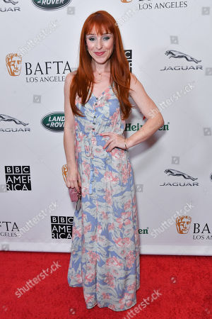 Stock Image of Ruth Connell