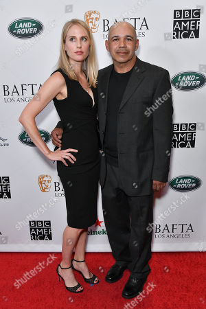 Editorial picture of BAFTA TV Tea Party, Arrivals, Los Angeles, USA - 15 Sep 2018