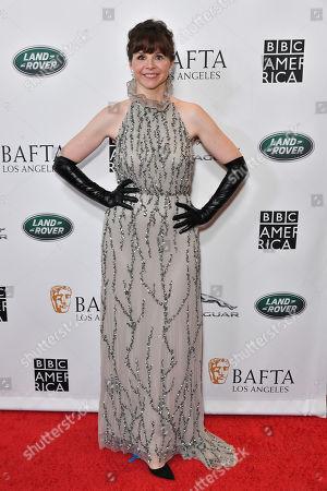 Editorial image of BAFTA TV Tea Party, Arrivals, Los Angeles, USA - 15 Sep 2018