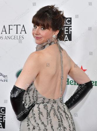 Editorial photo of BAFTA TV Tea Party, Arrivals, Los Angeles, USA - 15 Sep 2018