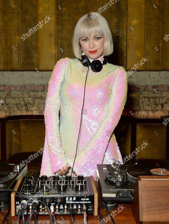 Stock Picture of DJ Amazonica