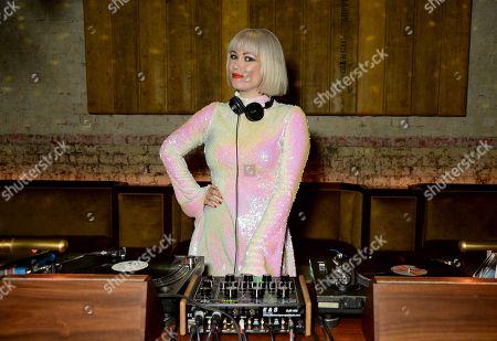 Stock Image of DJ Amazonica