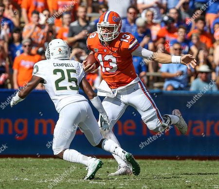 Editorial picture of NCAA Football Colorado State vs Florida, Gainesville, USA - 15 Sep 2018