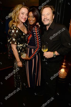 Editorial photo of Alice Temperley x Bunglow 8 party, London Fashion Week, UK - 15 Sep 2018