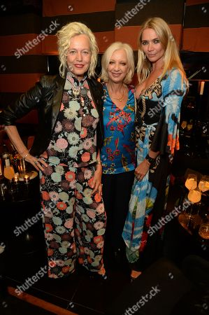 Editorial image of Alice Temperley x Bunglow 8 party, London Fashion Week, UK - 15 Sep 2018