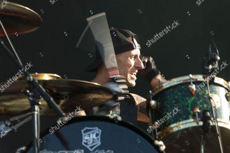 Frank Zummo   of Sum 41