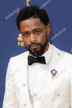 Editorial photo of 70th Primetime Emmy Awards, Arrivals, Los Angeles, USA - 17 Sep 2018