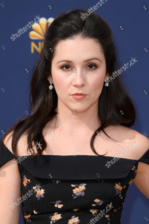 Editorial picture of 70th Primetime Emmy Awards, Arrivals, Los Angeles, USA - 17 Sep 2018