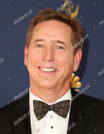 Editorial image of 70th Primetime Emmy Awards, Arrivals, Los Angeles, USA - 17 Sep 2018