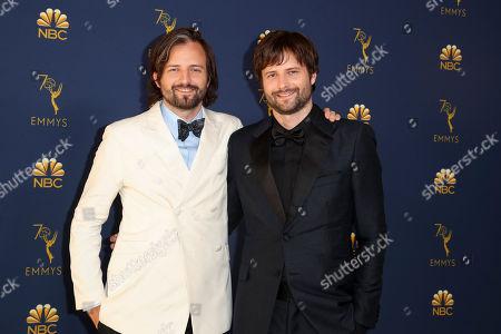 Matt Duffer and Ross Duffer