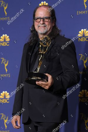 Glenn Weiss - Outstanding Directing for a Variety Special - 'The Oscars'