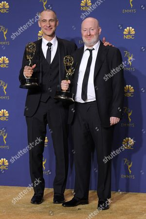 Joel Fields and Joe Weisberg - Outstanding Writing for a Drama Series - 'The Americans'